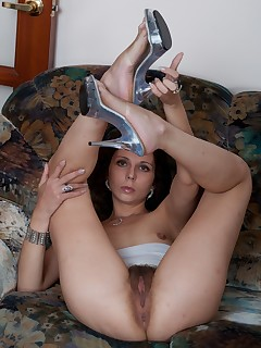 Hairy High Heels Pics