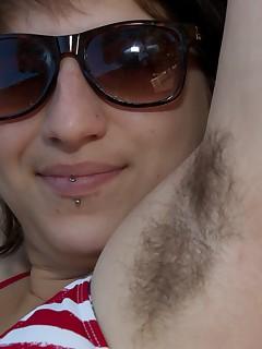 Hairy Pierced Pics